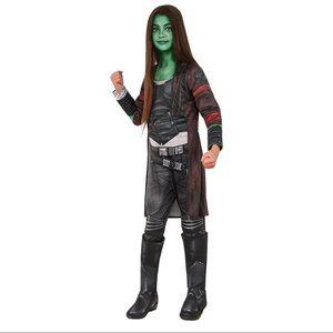Kids Gamora GuardiansHalloween Costume